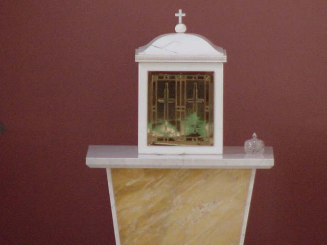 Tabernacle: Close Up