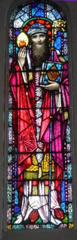 Stained Glass St Augustine