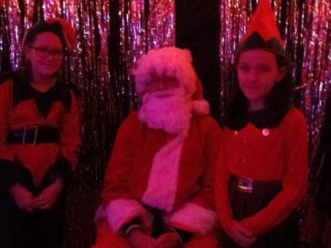 Christmas Fair Photograph