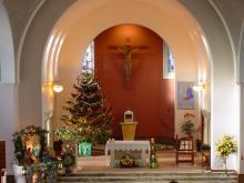 Sanctuary at Christmas